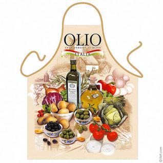 Grillschürzen - Olio Italia - Vorschau 1