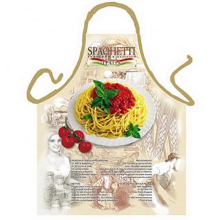 Grillschürzen - Spaghetti Italia