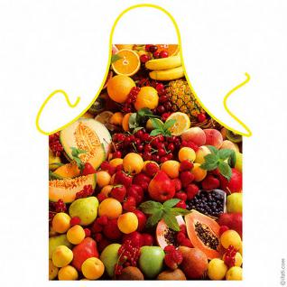 Grillschürzen - Früchte