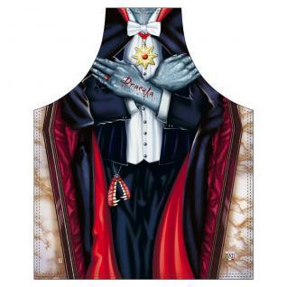 Grillschürzen - Vampir Dracula - Vorschau 1