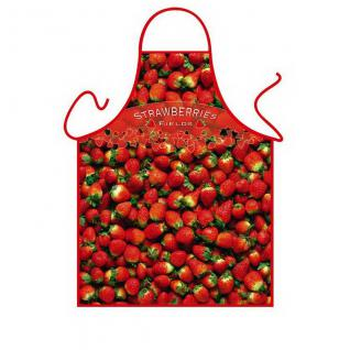 Grillschürzen - Strawberries