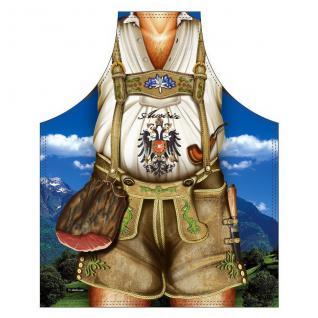 Grillschürzen - Austria Mann