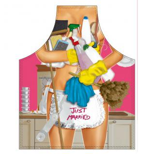 Grillschürzen - Just Married Housework - Vorschau 1