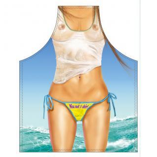 Grillschürzen - Miss Wet T-Shirt