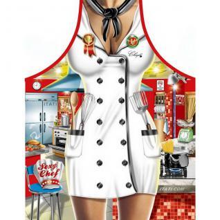 Grillschürzen - Sexy Chef