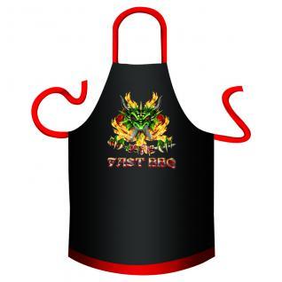 Grillschürzen - Fast BBQ / Dragon