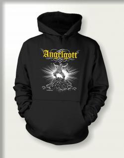 Angler Sweatshirt mit Kapuze - Angelgott