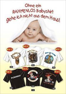 Fun Collection T-Shirt Baby-Shirt Baby Shirts Geschenk Auswahl lustig bedruckt