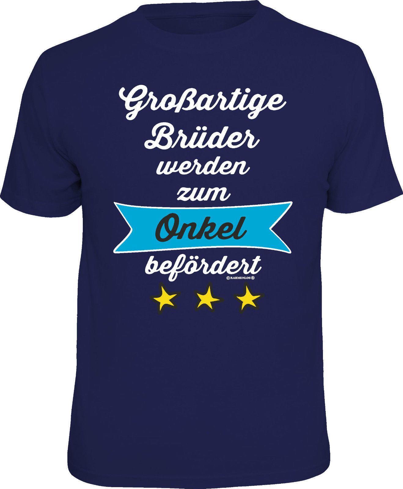 Geburtstag T Shirt Grossartiger Bruder Zum Onkel Vatertag Shirt