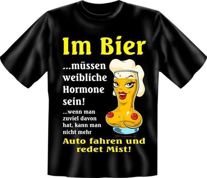 super cute 6e973 c657a Fun Collection - T-Shirt Bier Sex Party Shirt Männer Geschenk Auswahl  bedruckt