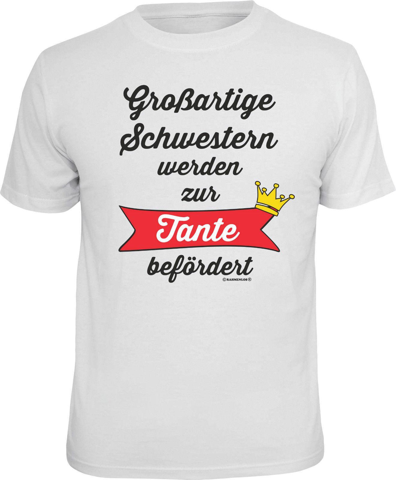 Geburtstag T Shirt Grossartige Schwester Zur Tante Shirt Geschenk
