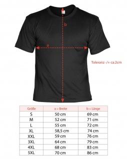 geil bedruckte Fun T Shirts T-Shirt - Leben ohne Bier - Geburtstag Geschenk - Vorschau 2