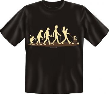 Fun Collection T-Shirt Evolution Homo Stupidus Shirt Geschenk Auswahl bedruckt - Vorschau 4