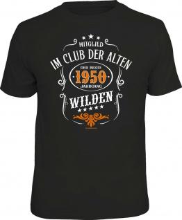 Geburtstag T-Shirt - 70 Jahre - 1950 - Der beste Jahrgang - Fun Shirt Geschenk