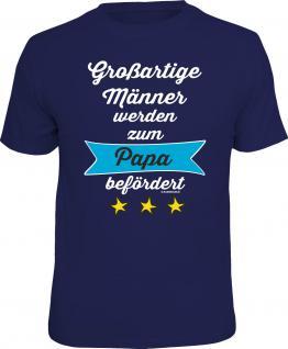 Geburtstag T-Shirt Großartiger Mann zum Papa Vatertag Shirt Geschenk bedruckt