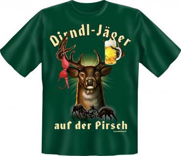 Fun Collection T-Shirt Jagd Jagen Jäger Weidmann Shirt Geschenk Auswahl bedruckt - Vorschau 2