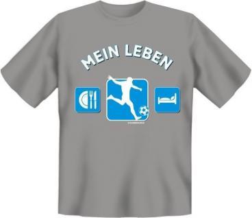 Fun Collection T-Shirt Sport Fussball Eishockey Shirt Geschenk Auswahl bedruckt - Vorschau 4