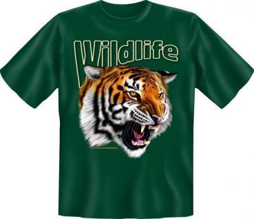 Fun Collection T-Shirt Wildlife Natur Tiere Shirts Geschenk Auswahl bedruckt - Vorschau 4