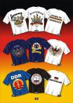 Fun Collection T-Shirts Germany Deutschland Adler Berlin Shirt Geschenk bedruckt