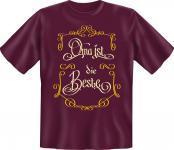Geburtstag T-Shirt - Oma ist die Beste