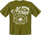 Fun T-Shirt - Fuck Monday