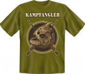 Angler T-Shirt - Kampfangler