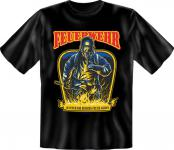 Feuerwehr T-Shirt - Männer die durchs Feuer gehen