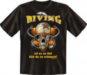 Taucher T-Shirt - Diving