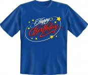 Geburtstag T-Shirt - Happy Birthday