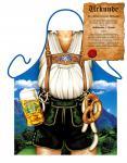 Grillschürzen - Bayerischer Mann