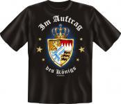 Bayern T-Shirt - Im Auftrag des Königs