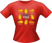 Lady Shirt - Power Yoga