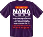 Muttertag Geburtstag T-Shirt - Mama GmbH