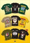 Fun Collection T-Shirts Hobby Gott Geburtstag Shirt Geschenk Auswahl bedruckt