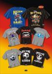 Fun Collection T-Shirt Sport Fussball Eishockey Shirt Geschenk Auswahl bedruckt