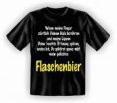 Fun T-Shirt - Flaschenbier