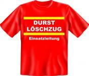 Feuerwehr T-Shirt - Durst Löschzug