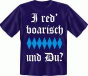 Bayern T-Shirt - Bayrisch