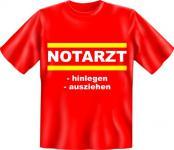 Fun T-Shirt - Notarzt