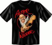 Geburtstag T-Shirt - Alter Wilder