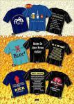 Fun Collection T-Shirt Bier Party Shirt Männer Geschenk Auswahl geil bedruckt