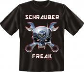 T-Shirt - Schrauber Freak