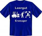 T-Shirt - Leergut Erzeuger