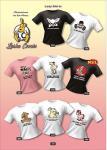 Fun Collection Lady-Shirts Girlie Shirt Geschenk Auswahl T-Shirt geil bedruckt