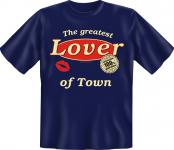 T-Shirt - Greatest Lover of Town