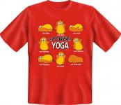 Fun T-Shirt - Power Yoga