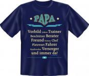 Geburtstag T-Shirt - Papa ist immer da
