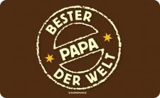Brettchen - Bester Papa der Welt