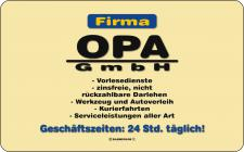 Brettchen - Opa GmbH