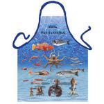 Grillschürzen - Meeresfrüchte